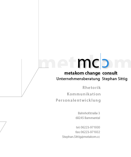 metakom change consult